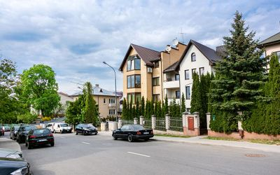 Parduodamas butas Karių Kapų g., Antakalnis, Vilniaus m., Vilniaus m. sav., 158 m2 ploto, 4 kambariai