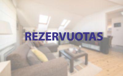 Parduodamas butas Žirmūnų g., Žirmūnuose, Vilniuje, 162.92 kv.m ploto, 5 kambariai