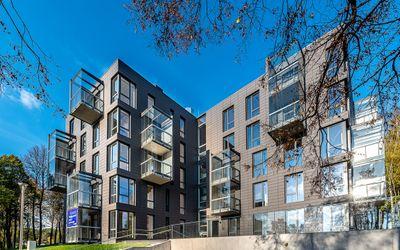 Parduodamas butas Peteliškių g., Užupis, Vilniaus m., Vilniaus m. sav., 47,77 m2 ploto, 2 kambariai