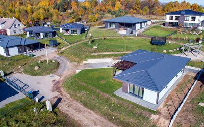 Parduodamas namas Jeronimo Cicėno g., Pavilnys, Vilniaus m., Vilniaus m. sav., 115 m2 ploto, 1 aukštai