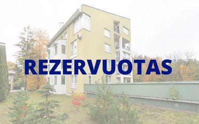 Parduodamas butas Mokyklos g., Jeruzalėje, Vilniuje, 66.68 kv.m ploto, 3 kambariai