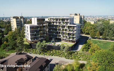Parduodamas butas Kapsų g., Naujininkuose, Vilniuje, 83.01 kv.m ploto, 4 kambariai