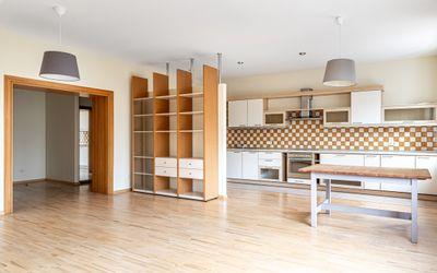 Parduodamas butas Mindaugo g., Senamiestyje, Vilniuje, 110.22 kv.m ploto, 3 kambariai