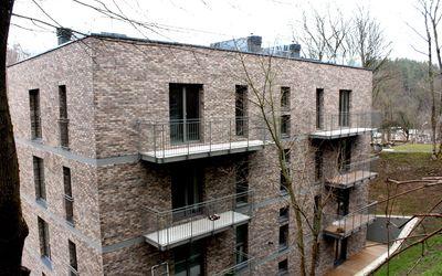 Parduodamas butas Krivių g., Užupyje, Vilniuje, 86 kv.m ploto
