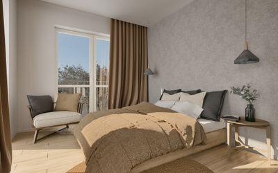 Parduodamas butas Olandų g., Užupis, Vilniaus m., Vilniaus m. sav., 46.8 m2 ploto, 2 kambariai