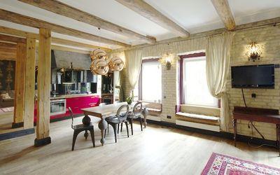 Nuomojamas butas Polocko g., Užupyje, Vilniuje, 80 kv.m ploto