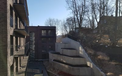 Parduodamas butas Olandų g., Užupis, Vilniaus m., Vilniaus m. sav., 85.4 m2 ploto, 4 kambariai