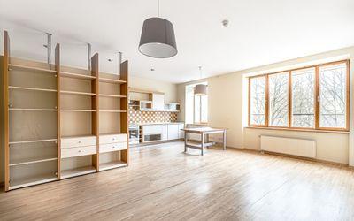 Parduodamas butas Mindaugo g., Senamiestyje, Vilniuje, 110.22 kv.m ploto, 4 kambariai