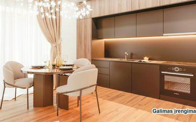 Parduodamas 3-jų kambarių butas Antakalnyje, 67 kv.m ploto