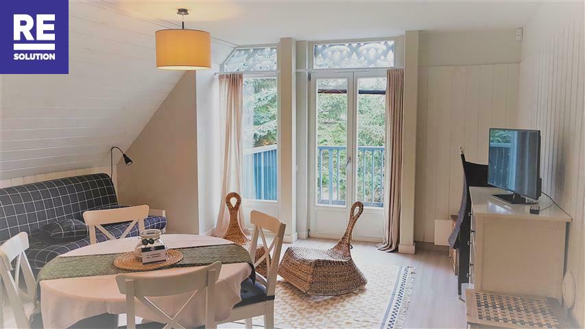 Parduodamas butas Preilos g., Neringos m., Neringos sav., 59.4 m2 ploto, 2 kambariai