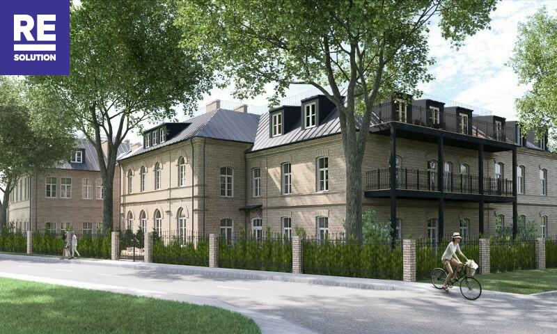Parduodamas butas Birutės g., Žvėrynas, Vilniaus m., Vilniaus m. sav., 118.51 m2 ploto, 3 kambariai nuotrauka nr. 5