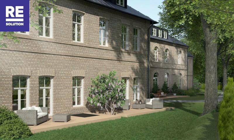 Parduodamas butas Birutės g., Žvėrynas, Vilniaus m., Vilniaus m. sav., 118.51 m2 ploto, 3 kambariai nuotrauka nr. 6