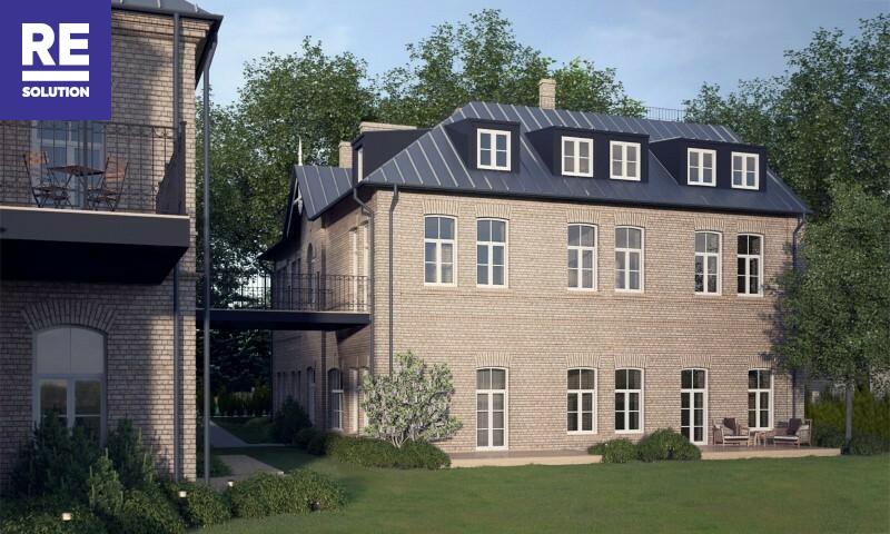 Parduodamas butas Birutės g., Žvėrynas, Vilniaus m., Vilniaus m. sav., 118.51 m2 ploto, 3 kambariai nuotrauka nr. 8