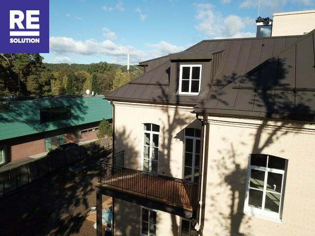 Parduodamas butas Birutės g., Žvėrynas, Vilniaus m., Vilniaus m. sav., 118.51 m2 ploto, 3 kambariai nuotrauka nr. 9