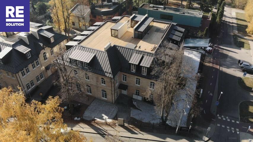 Parduodamas butas Birutės g., Žvėrynas, Vilniaus m., Vilniaus m. sav., 118.51 m2 ploto, 3 kambariai nuotrauka nr. 11