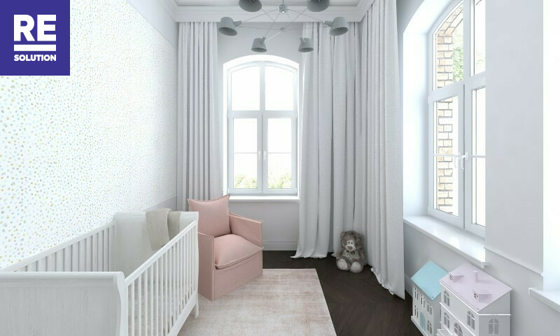 Parduodamas butas Birutės g., Žvėrynas, Vilniaus m., Vilniaus m. sav., 135.82 m2 ploto, 4 kambariai nuotrauka nr. 3