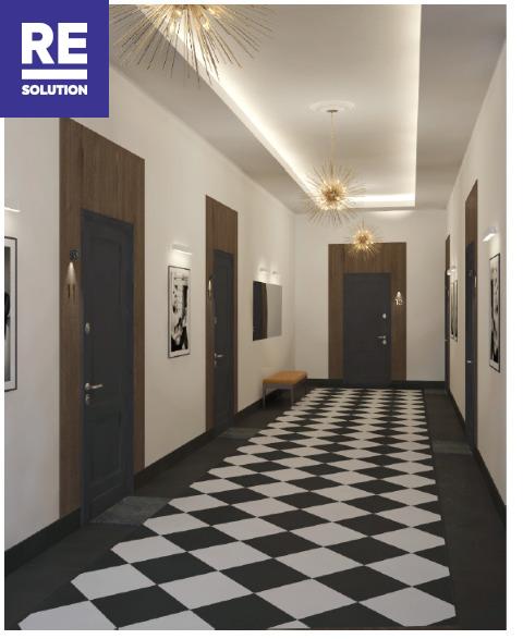 Parduodamas butas Birutės g., Žvėrynas, Vilniaus m., Vilniaus m. sav., 135.82 m2 ploto, 4 kambariai nuotrauka nr. 6