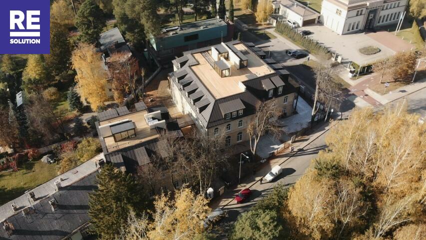 Parduodamas butas Birutės g., Žvėrynas, Vilniaus m., Vilniaus m. sav., 135.82 m2 ploto, 4 kambariai nuotrauka nr. 19