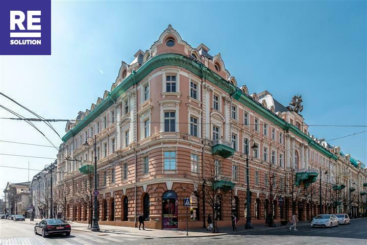Gedimino pr., Senamiestis, Vilniaus m., Vilniaus m. sav., 60 m2 ploto, 2 kambariai nuotrauka nr. 23