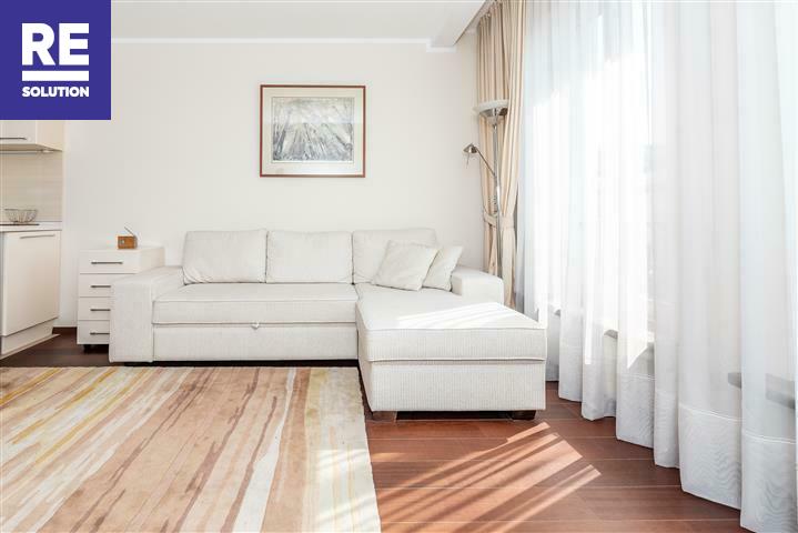 Gedimino pr., Senamiestis, Vilniaus m., Vilniaus m. sav., 60 m2 ploto, 2 kambariai nuotrauka nr. 4