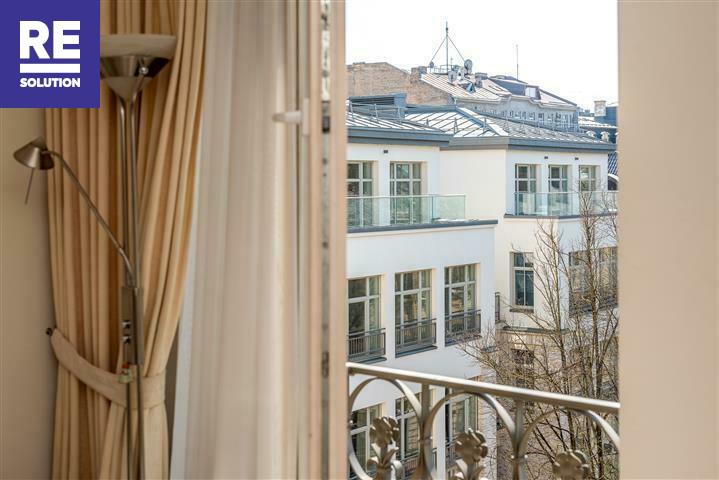 Gedimino pr., Senamiestis, Vilniaus m., Vilniaus m. sav., 60 m2 ploto, 2 kambariai nuotrauka nr. 8