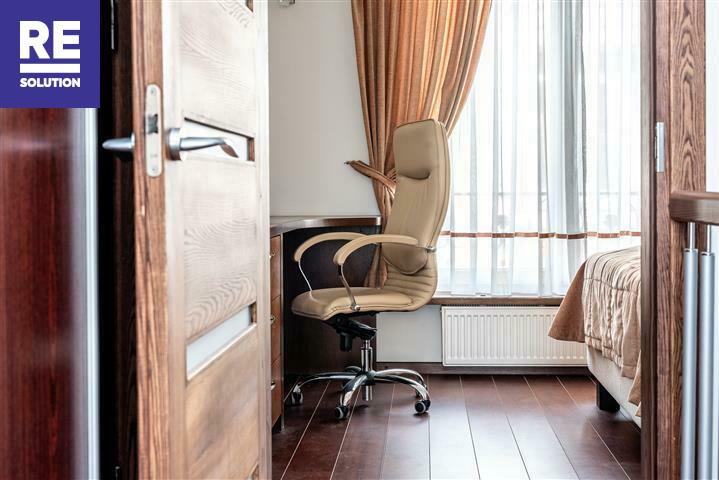 Gedimino pr., Senamiestis, Vilniaus m., Vilniaus m. sav., 60 m2 ploto, 2 kambariai nuotrauka nr. 9