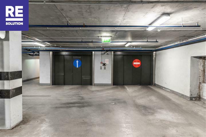 Gedimino pr., Senamiestis, Vilniaus m., Vilniaus m. sav., 60 m2 ploto, 2 kambariai nuotrauka nr. 19
