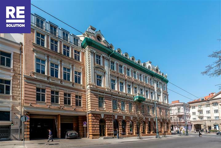 Gedimino pr., Senamiestis, Vilniaus m., Vilniaus m. sav., 60 m2 ploto, 2 kambariai nuotrauka nr. 20