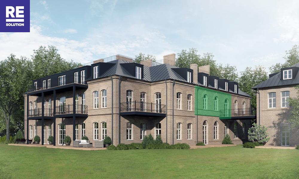 Parduodamas butas Birutės g., Žvėrynas, Vilniaus m., Vilniaus m. sav., 115.78 m2 ploto, 3 kambariai nuotrauka nr. 15