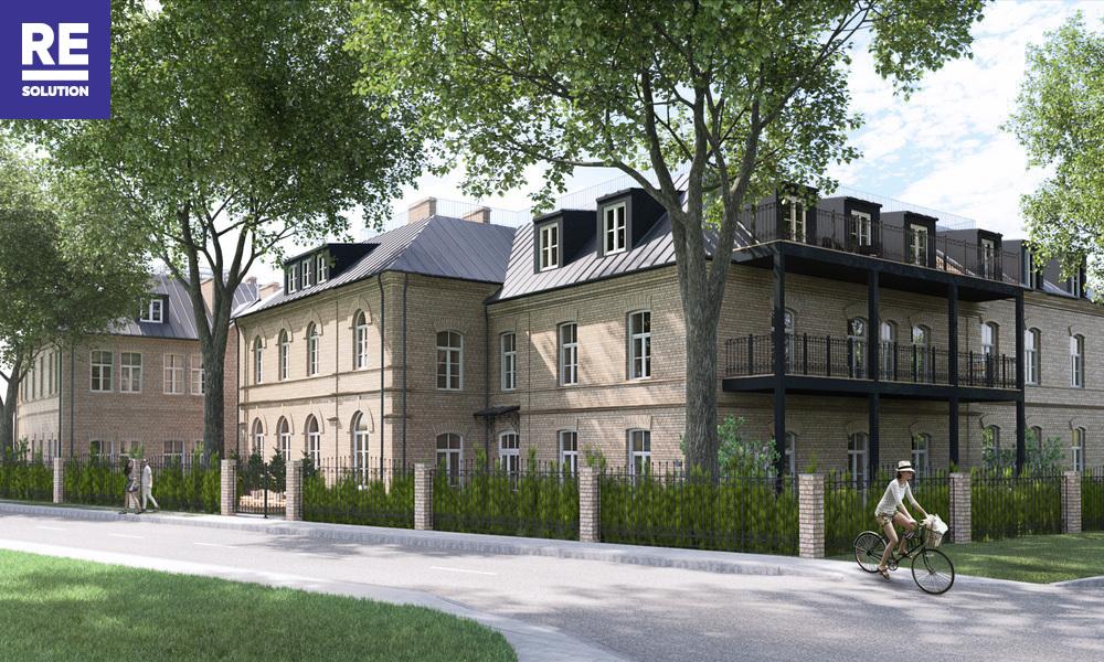 Parduodamas butas Birutės g., Žvėrynas, Vilniaus m., Vilniaus m. sav., 146.67 m2 ploto, 4 kambariai nuotrauka nr. 14