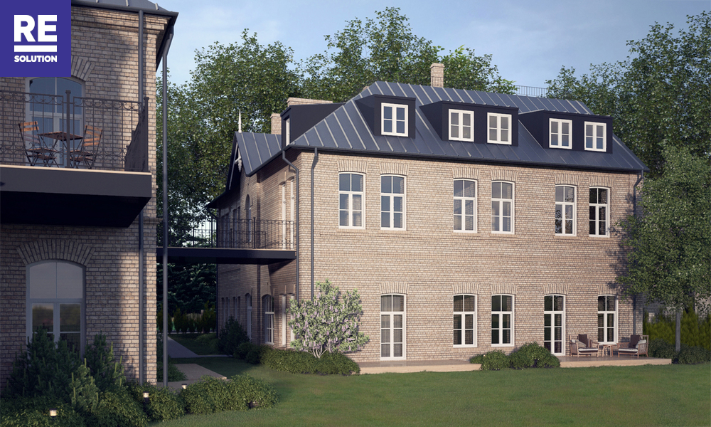 Parduodamas butas Birutės g., Žvėrynas, Vilniaus m., Vilniaus m. sav., 146.67 m2 ploto, 4 kambariai nuotrauka nr. 18