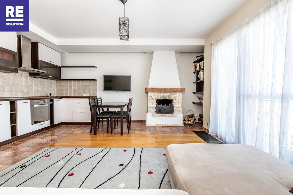 Parduodamas butas J. Kubiliaus g., Šiaurės miestelis, Vilniaus m., Vilniaus m. sav., 71.44 m2 ploto, 3 kambariai