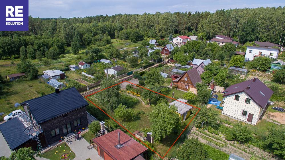 Parduodamas namas Žaliojo kelio 2-oji g., Naujininkai, Vilniaus m., Vilniaus m. sav., 17.41 m2 ploto nuotrauka nr. 1