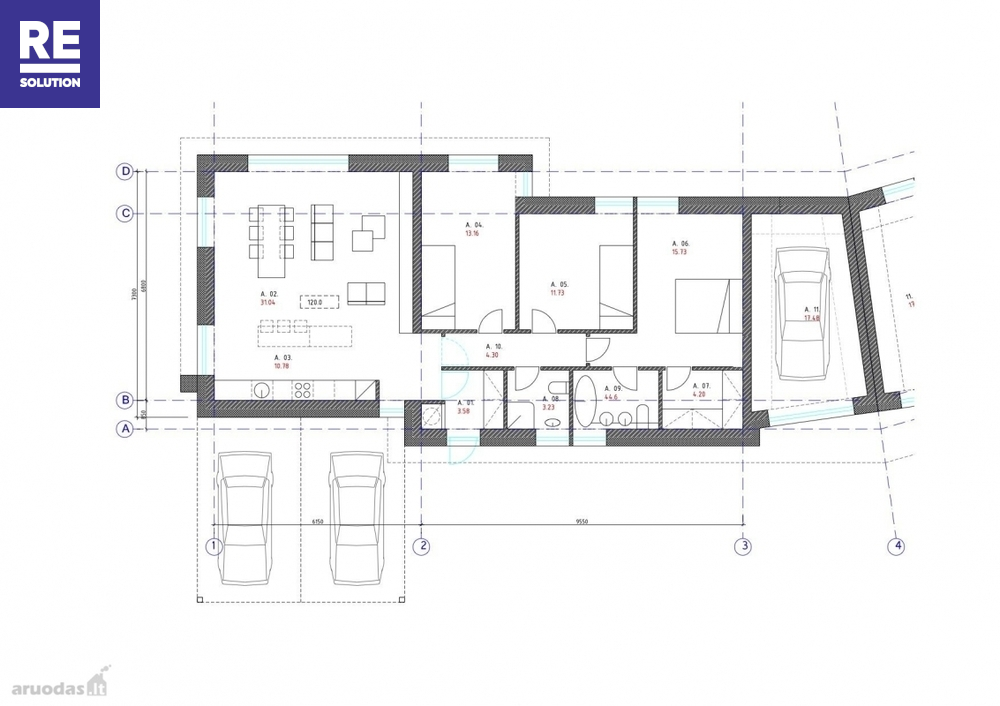 Parduodamas namas Minsko pl., Liepkalnis, Vilniaus m., Vilniaus m. sav., 120 m2 ploto, 1 aukštai nuotrauka nr. 17