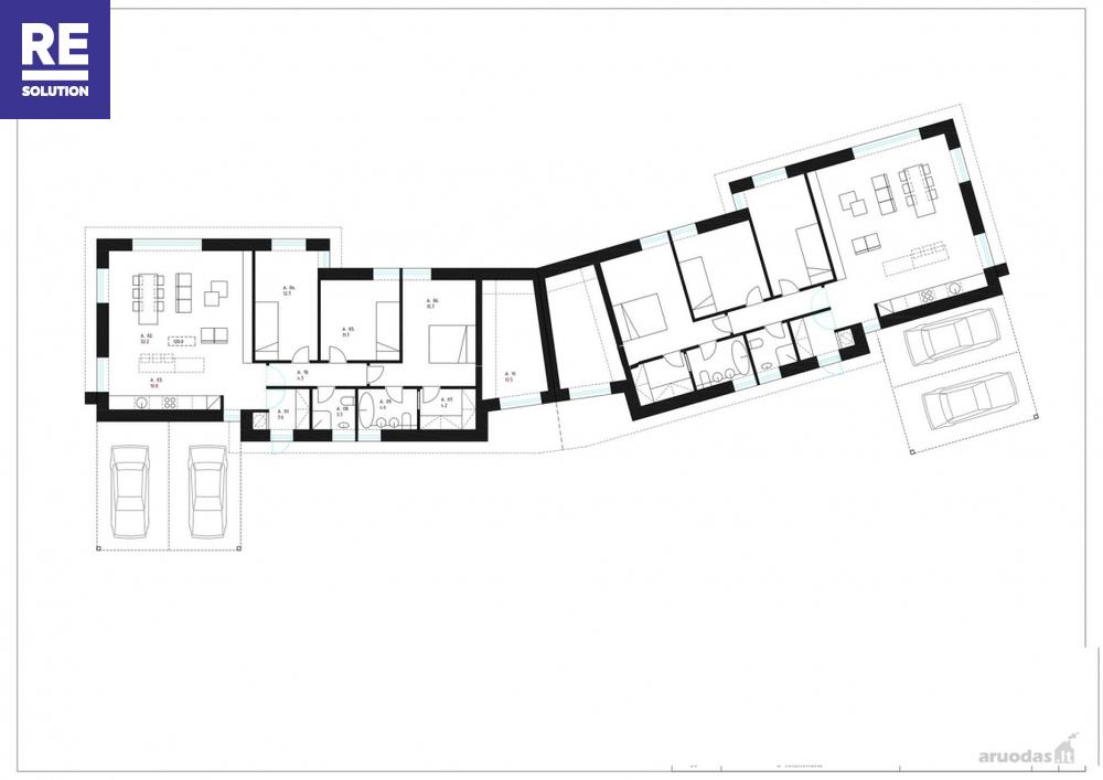 Parduodamas namas Minsko pl., Liepkalnis, Vilniaus m., Vilniaus m. sav., 120 m2 ploto, 1 aukštai nuotrauka nr. 18