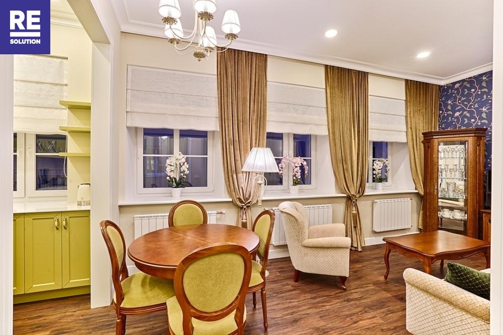 Nuomojamas butas Rūdninkų g., Senamiestis, Vilniaus m., Vilniaus m. sav., 40 m2 ploto, 2 kambariai