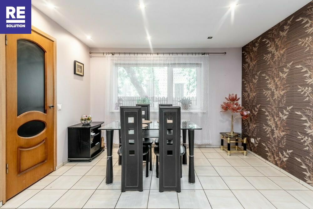 Parduodamas butas Dariaus ir Girėno g., Naujininkai, Vilniaus m., Vilniaus m. sav., 83 m2 ploto, 4 kambariai nuotrauka nr. 4
