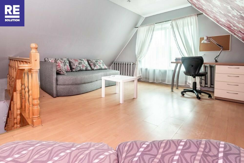 Parduodamas butas Dariaus ir Girėno g., Naujininkai, Vilniaus m., Vilniaus m. sav., 83 m2 ploto, 4 kambariai nuotrauka nr. 8