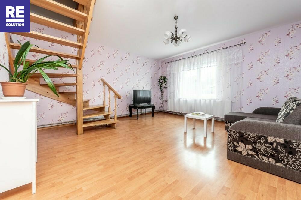 Parduodamas butas Dariaus ir Girėno g., Naujininkai, Vilniaus m., Vilniaus m. sav., 83 m2 ploto, 4 kambariai nuotrauka nr. 9