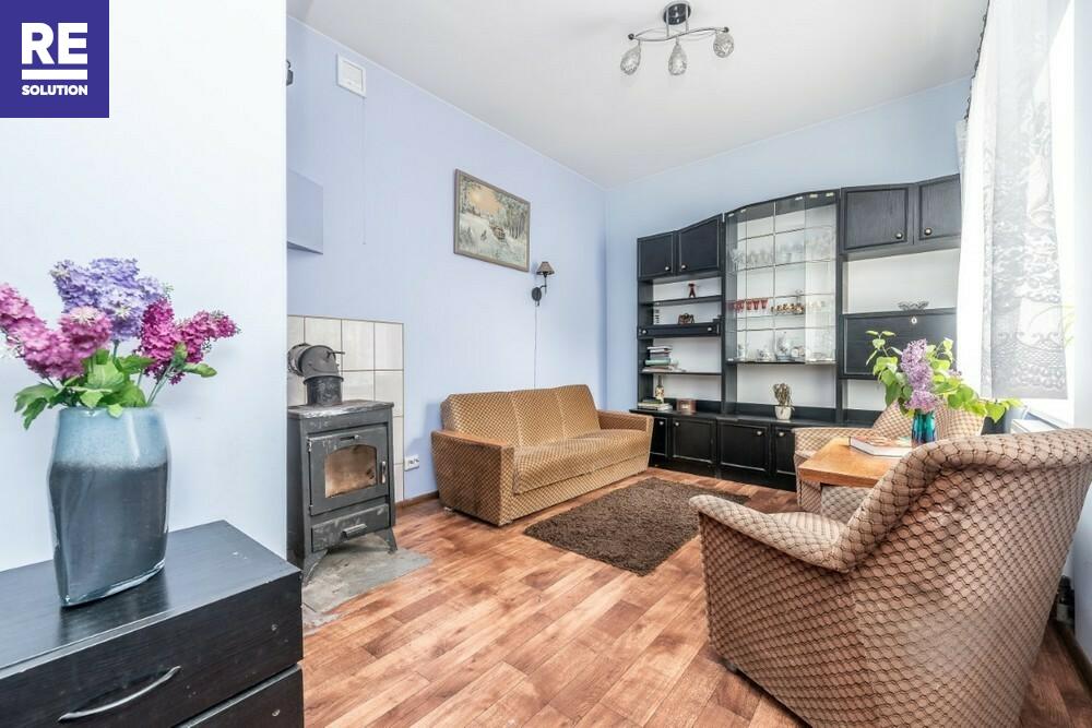 Parduodamas butas Dariaus ir Girėno g., Naujininkai, Vilniaus m., Vilniaus m. sav., 83 m2 ploto, 4 kambariai nuotrauka nr. 12