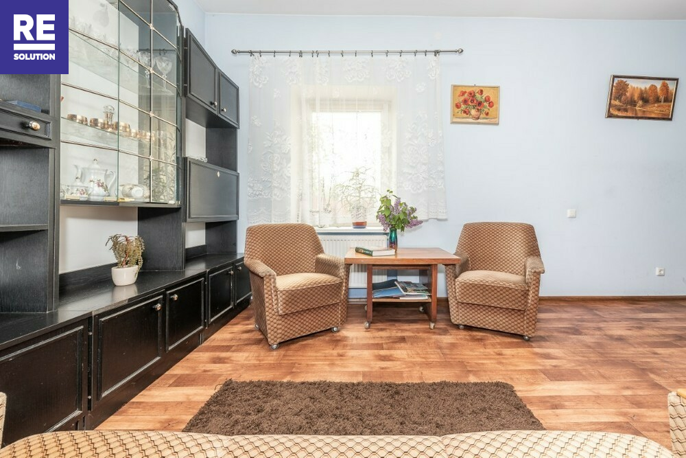 Parduodamas butas Dariaus ir Girėno g., Naujininkai, Vilniaus m., Vilniaus m. sav., 83 m2 ploto, 4 kambariai nuotrauka nr. 14