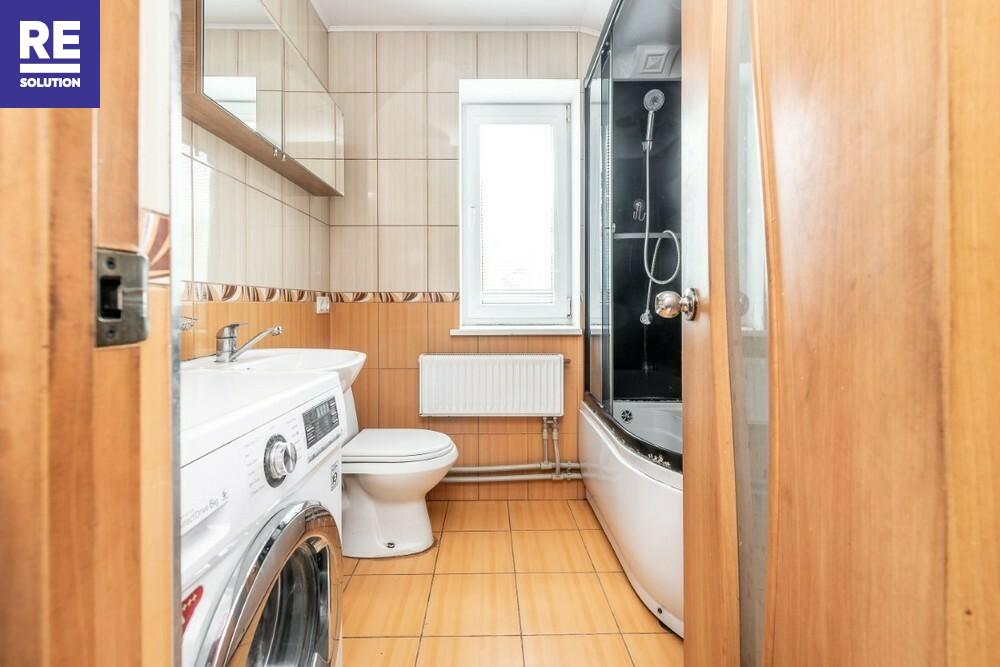 Parduodamas butas Dariaus ir Girėno g., Naujininkai, Vilniaus m., Vilniaus m. sav., 83 m2 ploto, 4 kambariai nuotrauka nr. 17