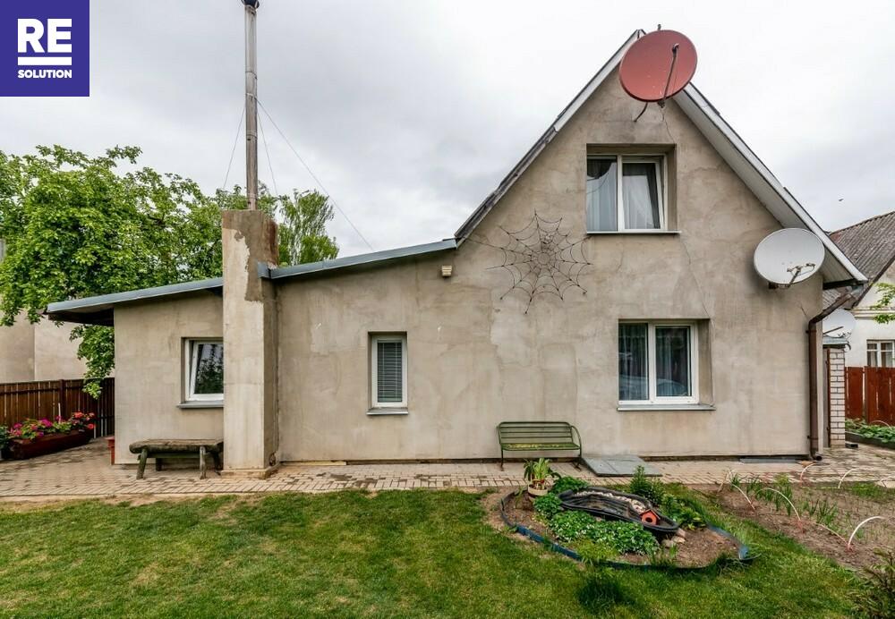 Parduodamas butas Dariaus ir Girėno g., Naujininkai, Vilniaus m., Vilniaus m. sav., 83 m2 ploto, 4 kambariai nuotrauka nr. 23