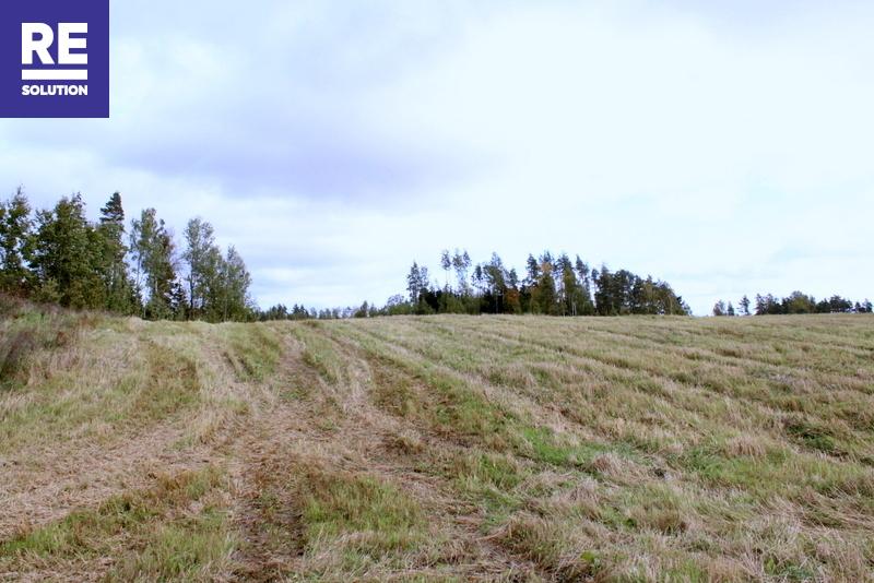 19,64 ha žemės ūkio paskirties sklypai Trakų raj. Onuškio sen. Alešiškių II, Miciūnų ir Parankavos k. nuotrauka nr. 11