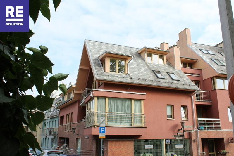 Parduodamas butas Krivių g., Užupis, Vilniaus m., Vilniaus m. sav., 125 m2 ploto, 4 kambariai