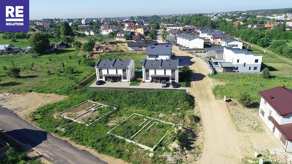 Parduodamas namų valdos paskirties sklypas Vincento Gorskio g., Tarandė, Vilniaus m., Vilniaus m. sav., 11.63 a ploto nuotrauka nr. 1