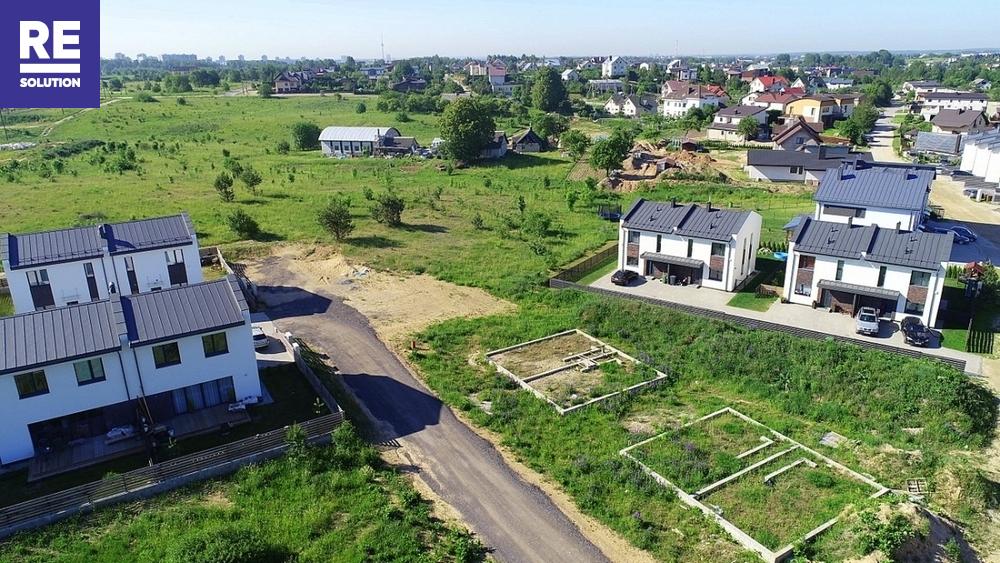 Parduodamas namų valdos paskirties sklypas Vincento Gorskio g., Tarandė, Vilniaus m., Vilniaus m. sav., 11.63 a ploto nuotrauka nr. 5