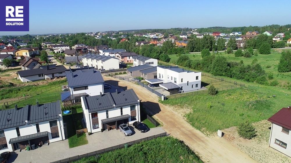 Parduodamas namų valdos paskirties sklypas Vincento Gorskio g., Tarandė, Vilniaus m., Vilniaus m. sav., 11.63 a ploto nuotrauka nr. 7