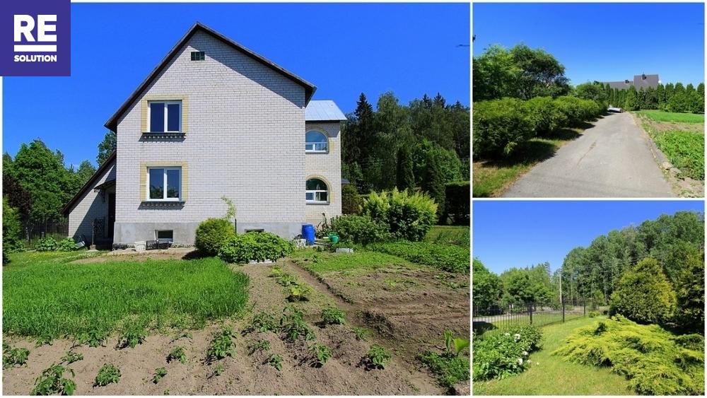 Parduodamas namas Miško g., Jašiūnų mstl., Šalčininkų r. sav., 204 m2 ploto, 2 aukštai nuotrauka nr. 19