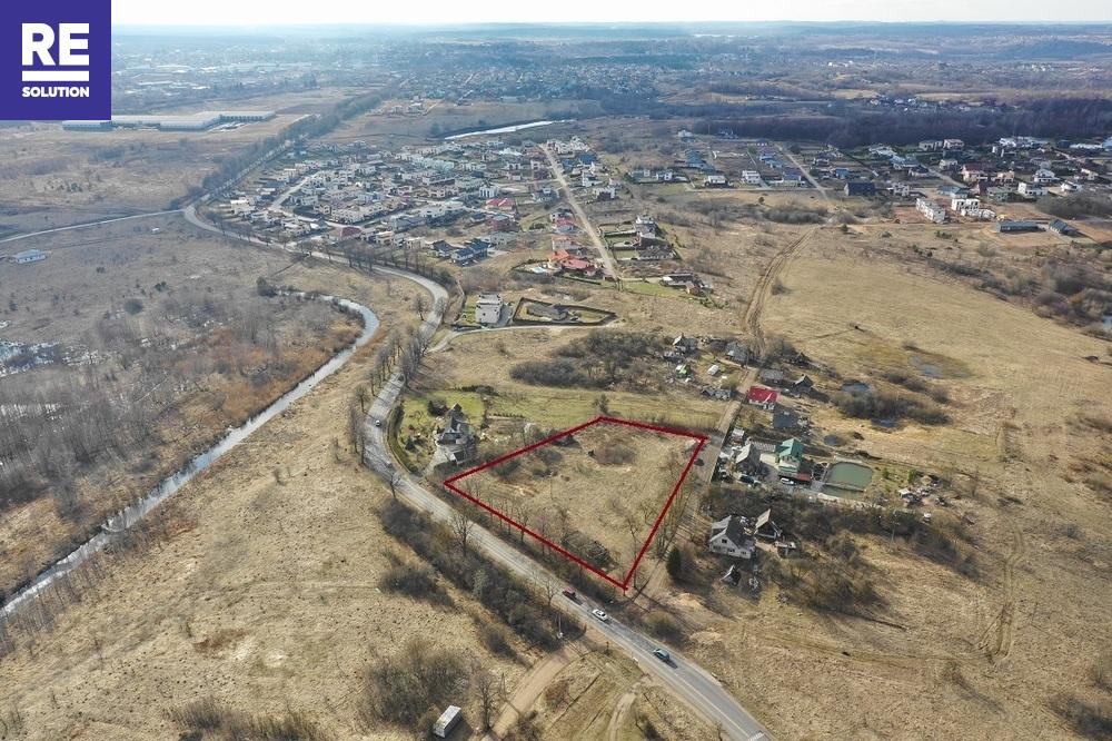 Parduodamas namų valdos paskirties sklypas Ožiakalnio g., Paneriai, Vilniaus m., Vilniaus m. sav., 69 a ploto nuotrauka nr. 3